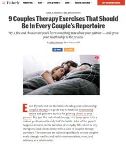 Therapy Excersises